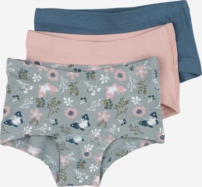 NAME IT Onderbroek in de kleur Hemelsblauw / Pastelblauw / Rosa / Poederroze / Wit, Productweergave