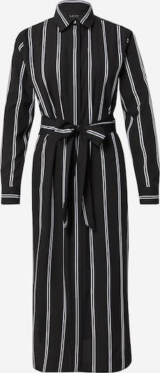 Lauren Ralph Lauren Vestido camisero 'RYNETTA' en negro / blanco, Vista del producto