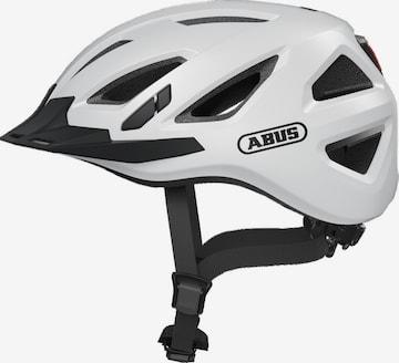 ABUS Fahrradhelm 'URBAN-I 3.0' in Weiß