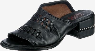 A.S.98 Sandale in braun / schwarz, Produktansicht