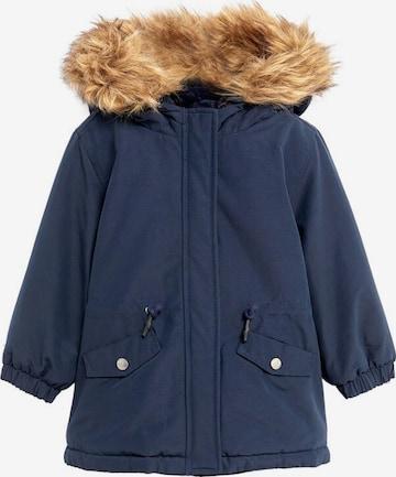 Manteau MANGO KIDS en bleu