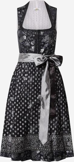 Dirndl ALMSACH di colore grigio / nero, Visualizzazione prodotti