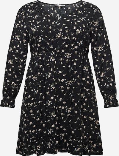 ABOUT YOU Curvy Obleka 'Mariam' | mešane barve / črna barva, Prikaz izdelka