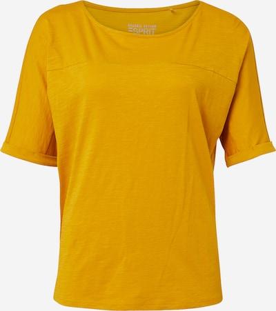 ESPRIT T-Shirt in gelb: Frontalansicht