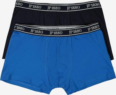 JP1880 Boxershorts in blau / schwarz, Produktansicht
