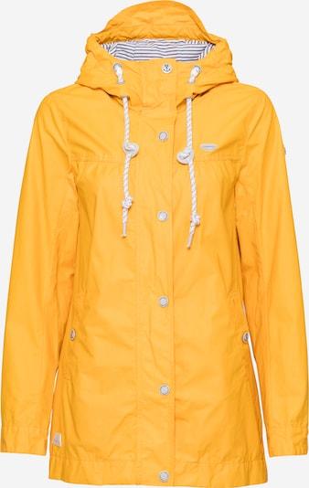Ragwear Jacke 'NYJA' in gelb, Produktansicht