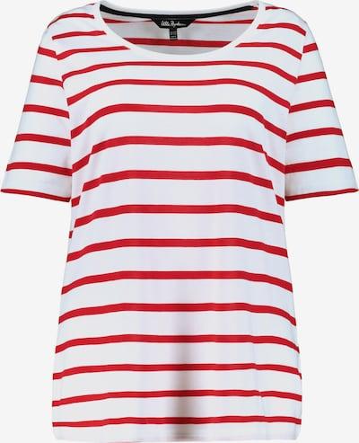 Maglietta Ulla Popken di colore rosso / bianco, Visualizzazione prodotti