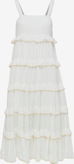SELECTED FEMME Kleid 'Duffu' in braun / weiß, Produktansicht