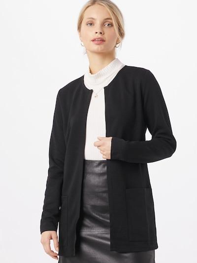 Geacă tricotată 'Saga' JDY pe negru, Vizualizare model