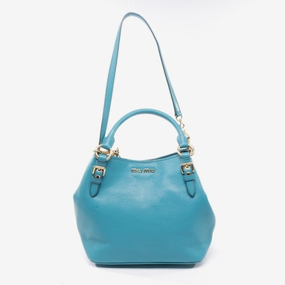 Miu Miu Bag in One size in Turquoise, Item view
