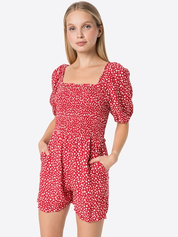 DeFacto Jumpsuit in Rot
