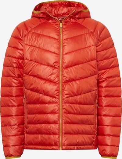 ICEPEAK Outdoorjacke 'ALGER' in orangerot, Produktansicht