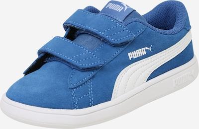 PUMA Sneaker 'Smash' in royalblau / weiß, Produktansicht