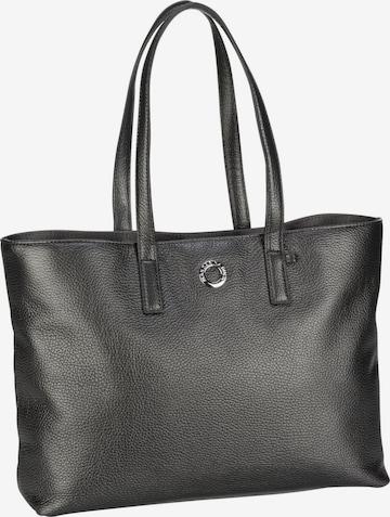 MANDARINA DUCK Shopper ' Mellow Lux ' in Schwarz