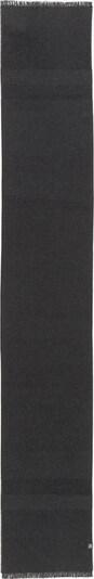 Marc O'Polo Webschal in graumeliert / schwarz, Produktansicht