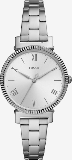 FOSSIL Analoguhr in silber, Produktansicht