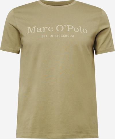 Marc O'Polo T-Shirt in beige / oliv, Produktansicht