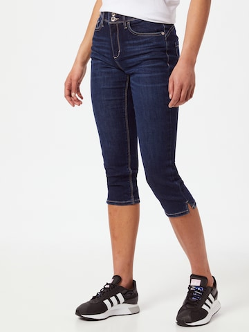 TOM TAILOR Jeans 'Kate' in Blauw