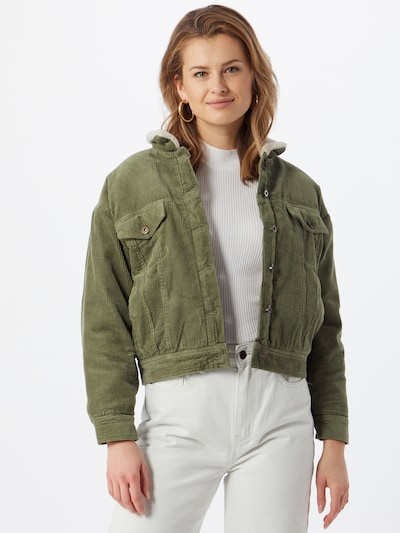 zöld Cotton On Átmeneti dzseki, Modell nézet