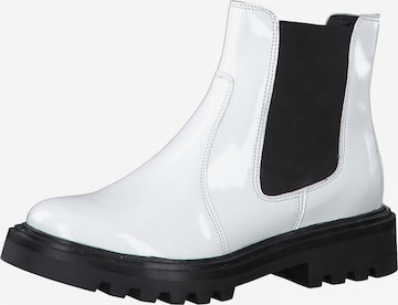 TAMARIS Chelsea-saapad, värv valge