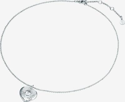Rafaela Donata Modeschmuckhalskette in silber, Produktansicht
