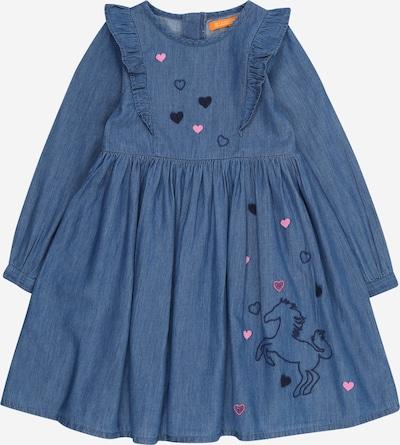 STACCATO Kleid in blue denim / mischfarben, Produktansicht