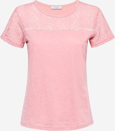Sublevel T-Shirt in rosa, Produktansicht