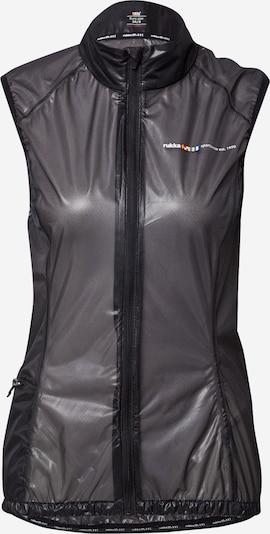Rukka Sportbodywarmer 'MASKILA' in de kleur Hemelsblauw / Geel / Rood / Zwart / Wit, Productweergave