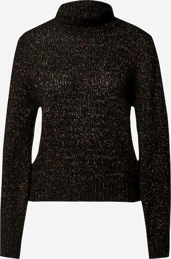 UNITED COLORS OF BENETTON Pullover in schwarz, Produktansicht