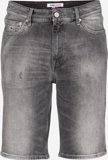 Jeans Tommy Jeans pe gri denim, Vizualizare produs