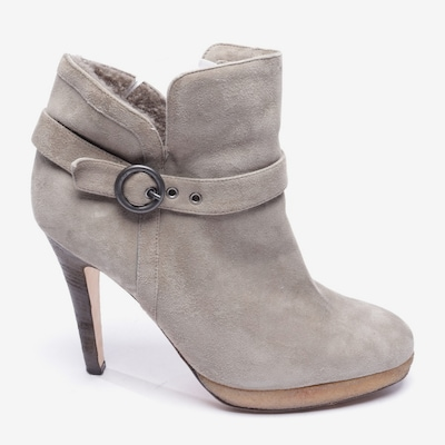 STRENESSE BLUE Dress Boots in 40 in mottled grey, Item view