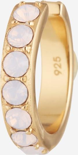 OHH LUILU Ohrringe in gold / rosa, Produktansicht