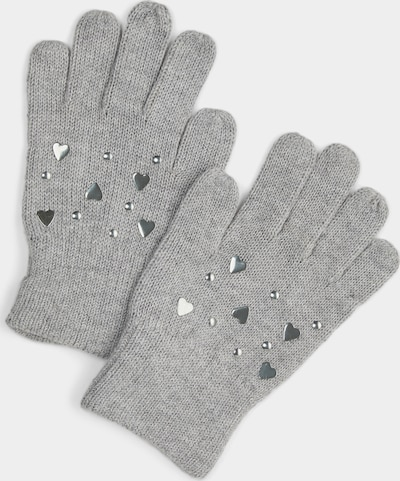 s.Oliver Handschoenen in de kleur Grijs / Lichtgrijs, Productweergave