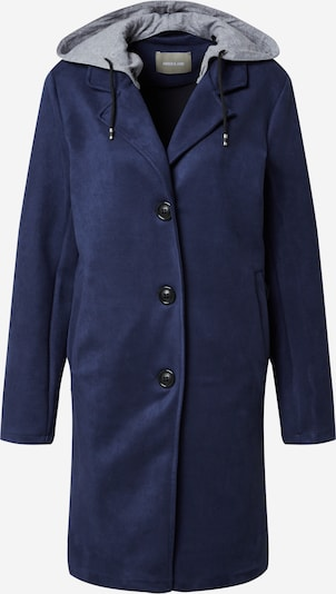 Amber & June Between-seasons coat in Dark blue, Item view