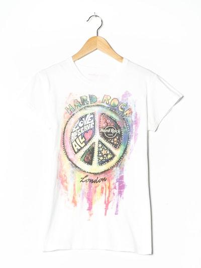 Hard Rock Cafe T-Shirt in S in naturweiß, Produktansicht
