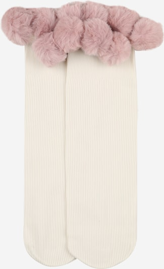 Swedish Stockings Sokken 'Ebba' in de kleur Beige / Rosa, Productweergave