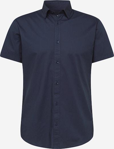 JACK & JONES Skjorta i marinblå, Produktvy
