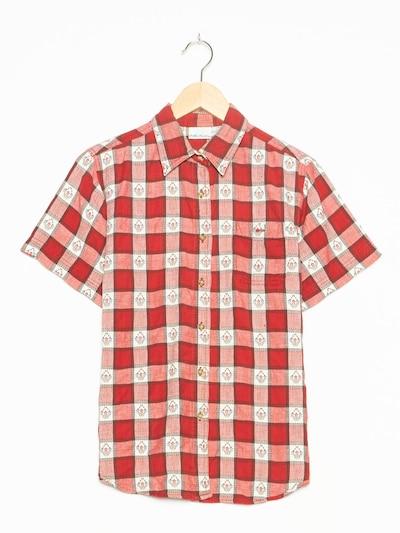 Bobbie Brooks Hemd in S-M in rot, Produktansicht