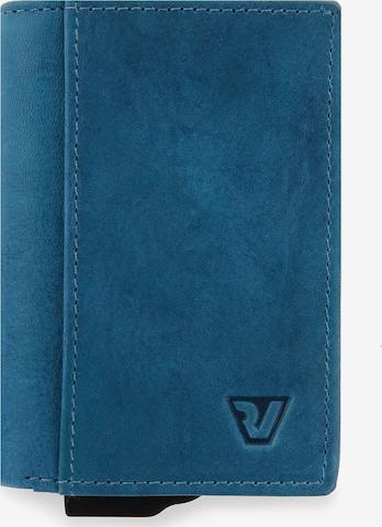 Roncato Kreditkartenetui in Blau