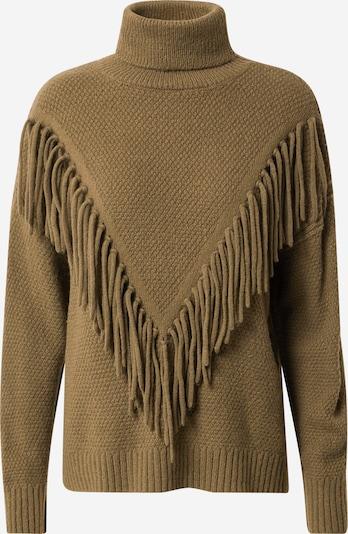 ICHI Pullover in braun, Produktansicht