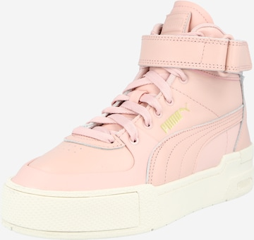 PUMA Magas szárú edzőcipők 'Cali' - rózsaszín