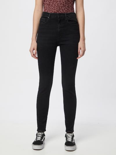 ARMEDANGELS Jeans 'Ingaa' in black denim, Modelansicht