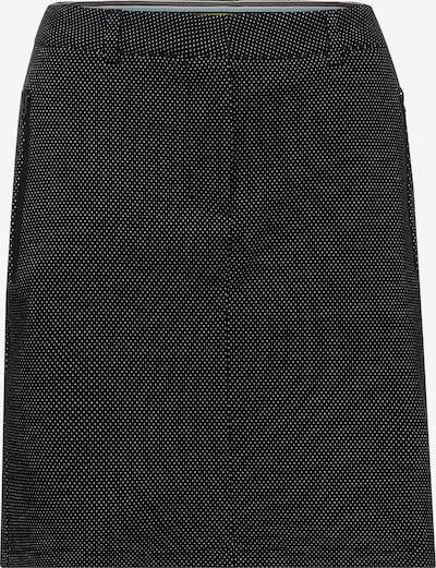 CECIL Jersey Rock mit Minimalprint in schwarz, Produktansicht