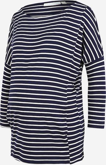 JoJo Maman Bébé Shirt in de kleur Blauw / Wit, Productweergave
