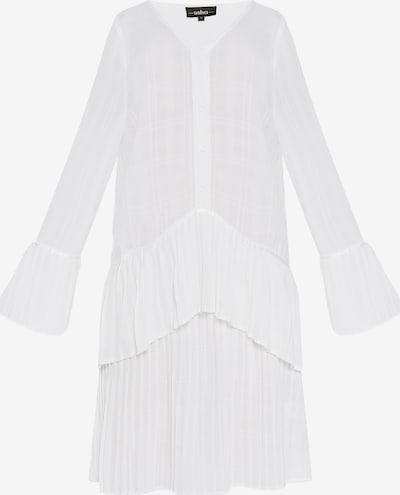 usha BLACK LABEL Zomerjurk in de kleur Wit, Productweergave