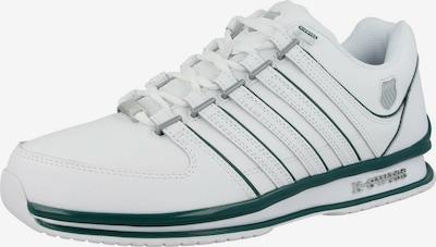 K-SWISS Sneaker 'Rinzler' in smaragd / weiß, Produktansicht