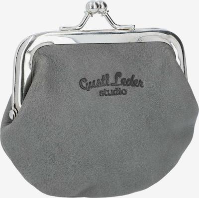 Gusti Leder Bügelbörse 'Gusti Leder Frida' in grau, Produktansicht