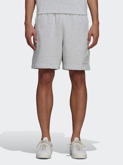 Pantaloni ADIDAS ORIGINALS di colore grigio chiaro, Visualizzazione modelli