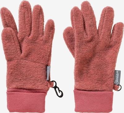 STERNTALER Handschuhe in grau / rosé, Produktansicht