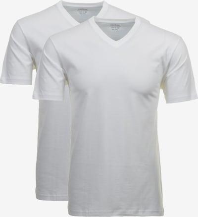 Ragman T-Shirt in weiß, Produktansicht